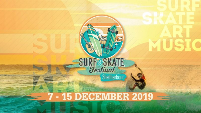 Surf and Skate Banner