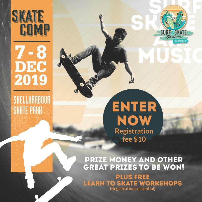 Skate competition