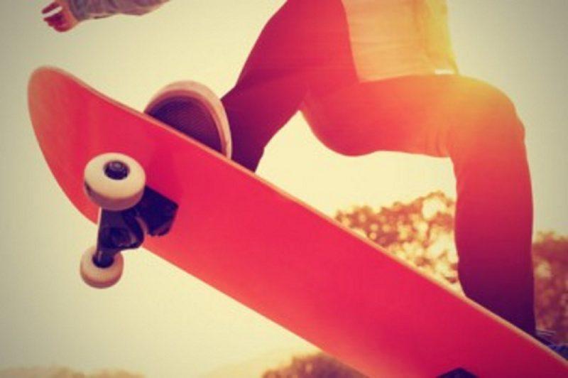 Skateboarding Clinic at Kirkham Park