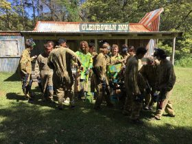 Skirmish Ulladulla Paintball.