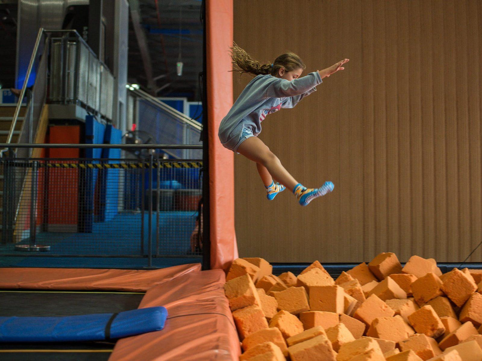 Jump Climb Enduro