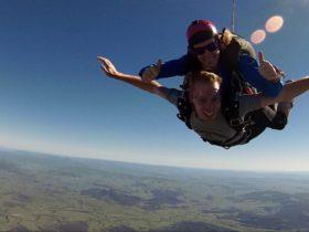 Hunter Valley Tandem Skydiving