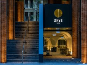 SKYE Suites Sydney Front Door Access