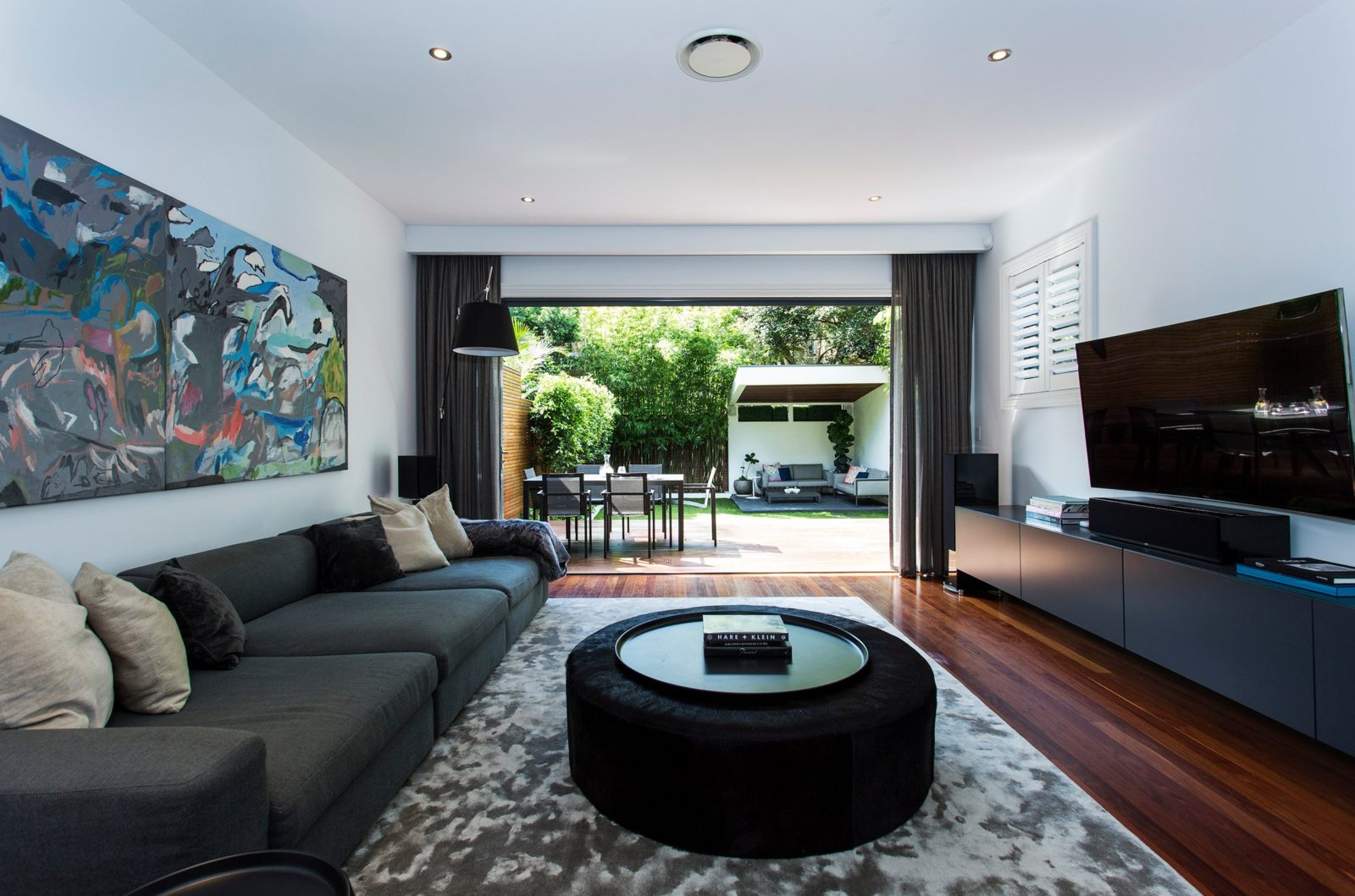 Sleek and Contemporary