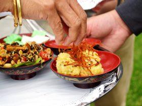 Gourmet food Slice of Haven