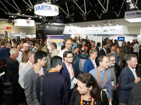 Smart Energy Conference & Exhibition - Exhibition Networking