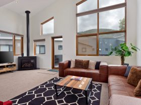 Photo of Living Room with Gas fireplace