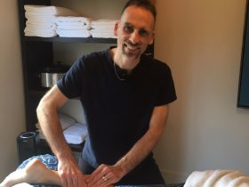 Matthew Robertson - remedial massage therapist