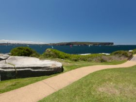 South Head Heritage trail