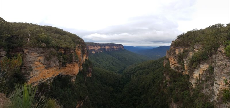 The Blue Mountains, Sydney