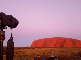 Outback, bush, remote travel
