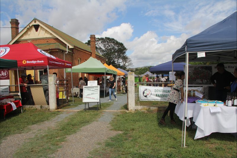 Join us at the Southern Harvest Farmers Market in Bungendore