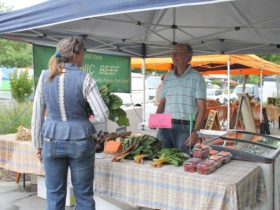 Southern Harvest Farmers Market, Queanbeyan