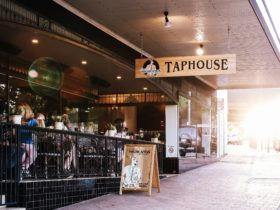 Taphouse Exterior Streetscape