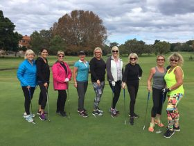 Golf and Tours