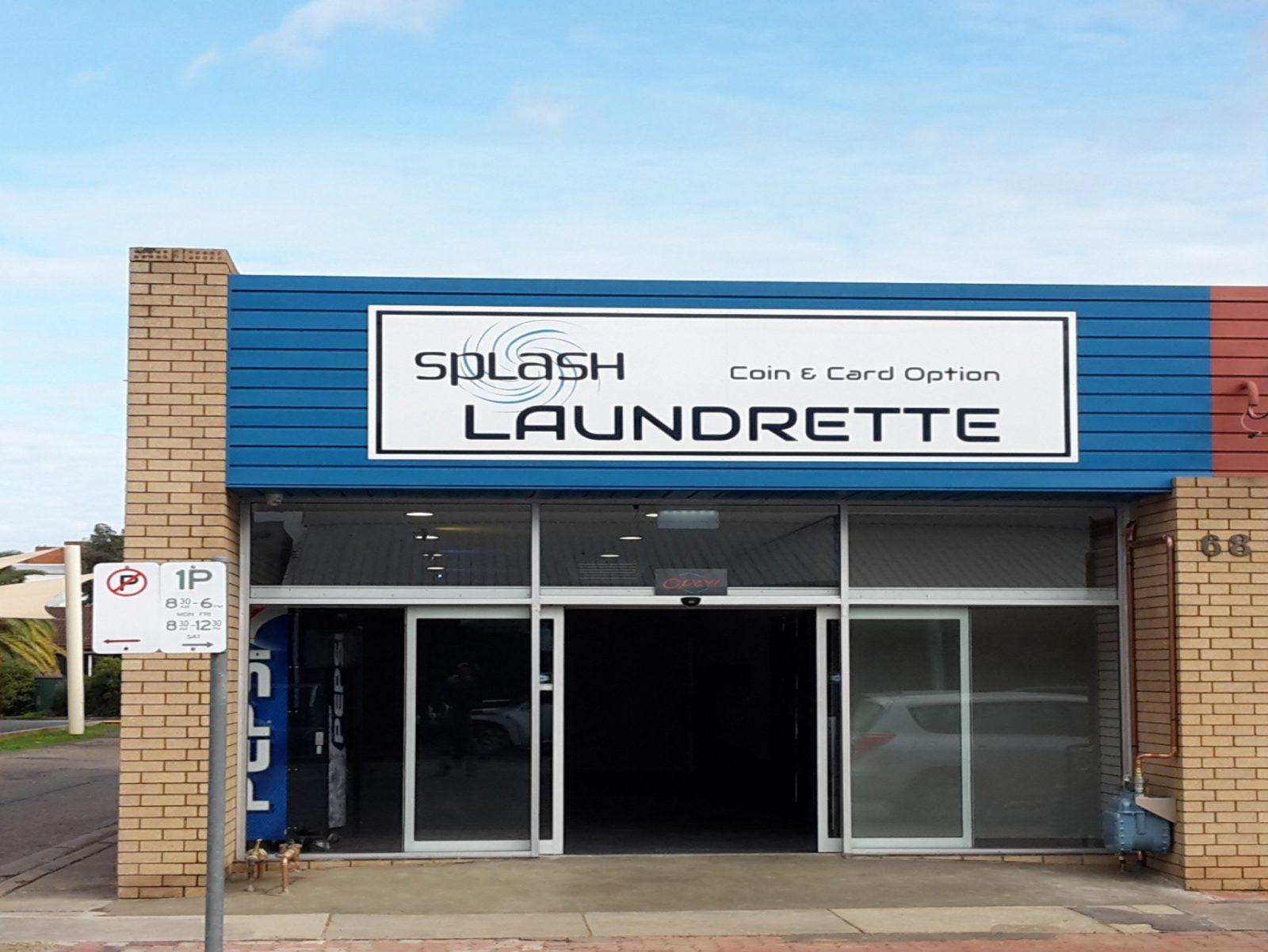 Splash Laundrette, Wagga Wagga