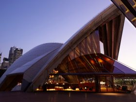 Bennelong within Sydney Opera House