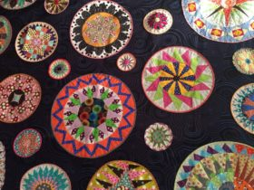 Lots of Dots - Springwood Quilt Show