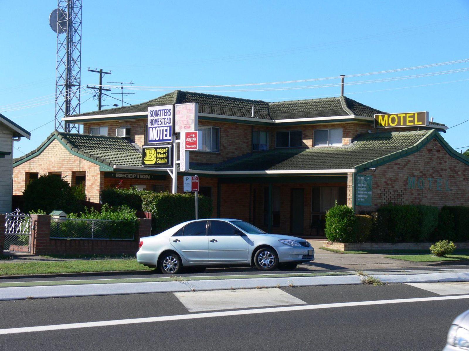 Squatters Homestead Motel