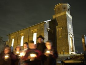 Ghost Tours at St Bartholomews Prospect Blacktown