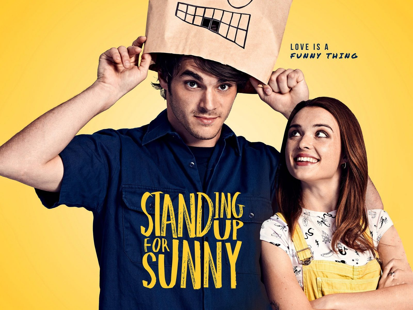 Standing Up For Sunny Poster