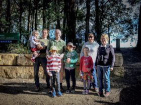 Lookouts abound at State Forests of the Watagans