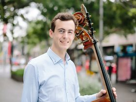 Adrian Whitehall (21) composer featured in Steel City Strings Celebration of Youth 2019 Series