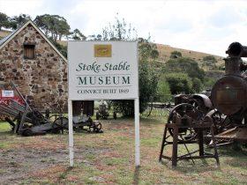 Stoke Stake Museum