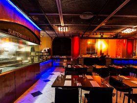 Subterranean Greek Bar and Grill