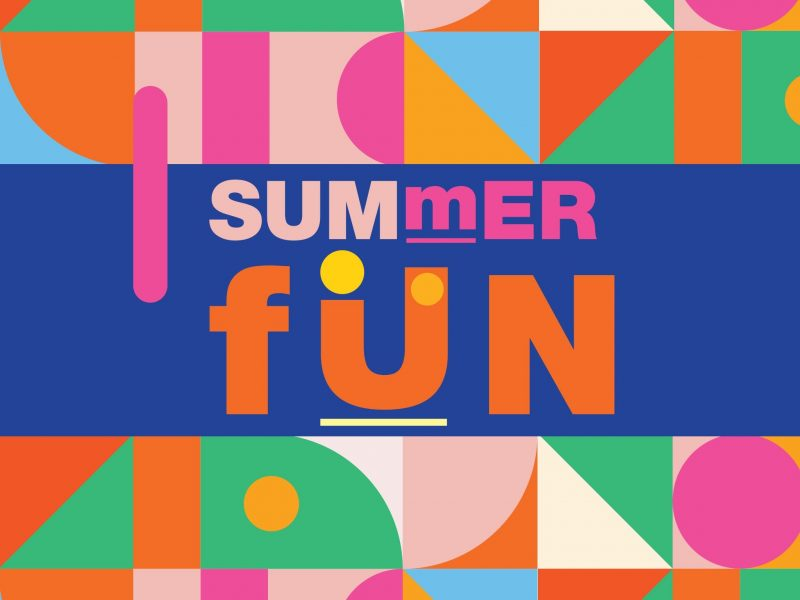 Summer Fun in the Gallery