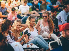 sydney outdoor cinema