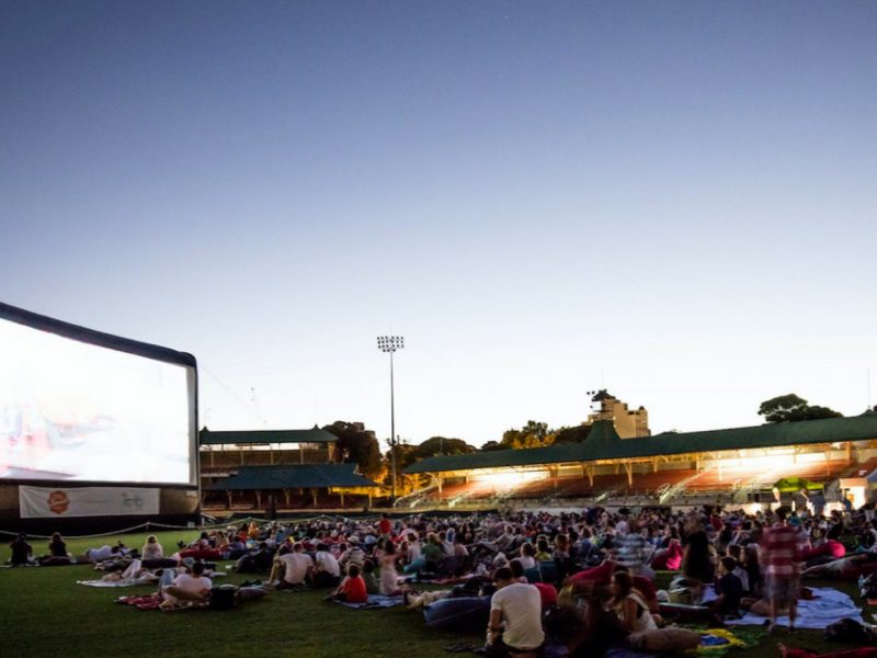 north sydney outdoor cinema