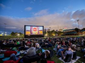 Open Air Cinema North Sydney
