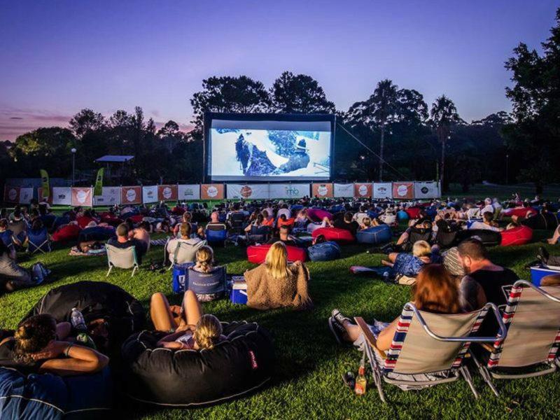 Outdoor Cinema Wollongong