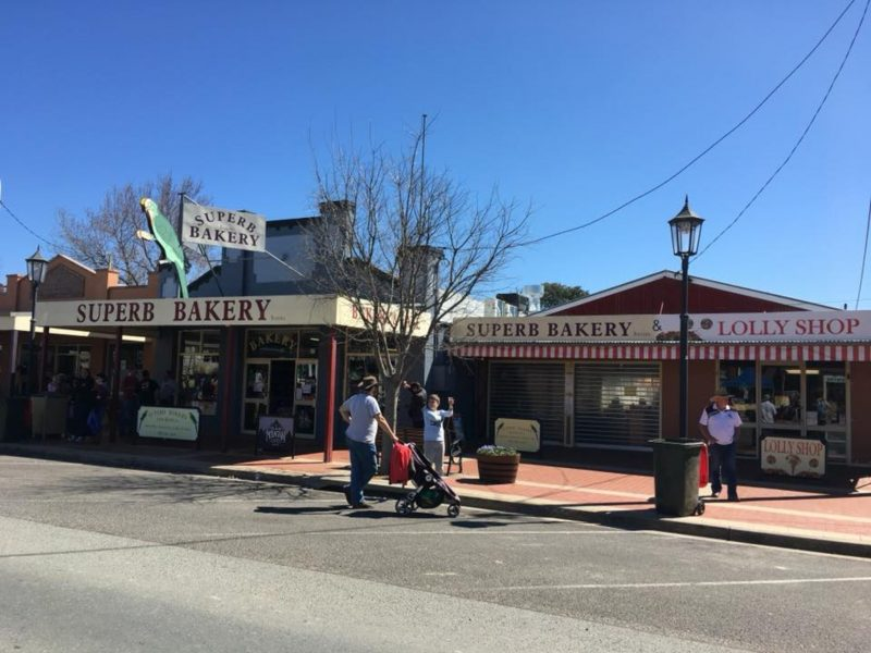 Superb Bakery and Lolly Shop Boorowa Hilltops Region NSW 2586
