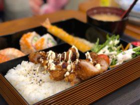Chicken Katsu Bento Box - Sushi Bar Sapporo