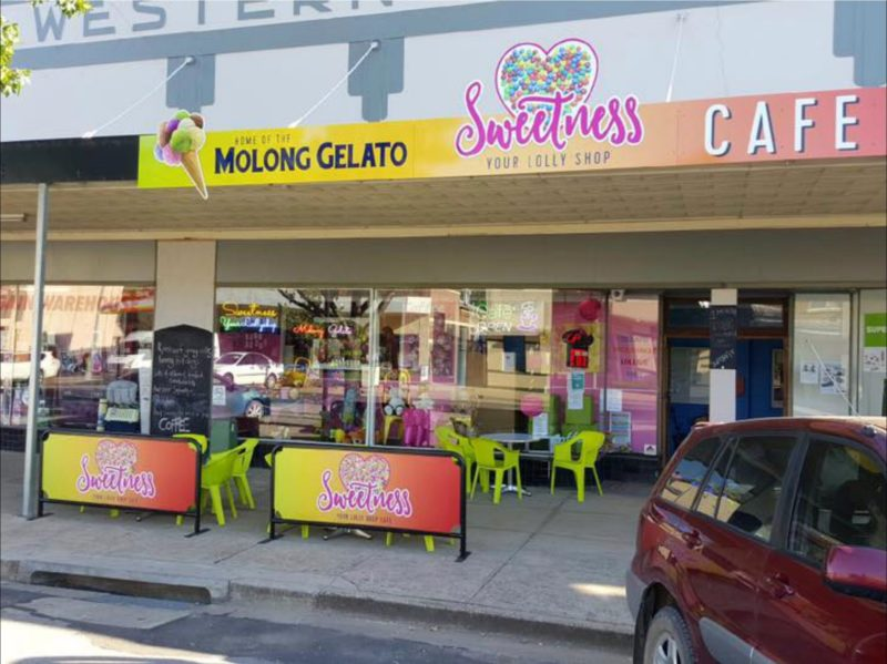 Sweetness Your Lolly Shop and Gelato