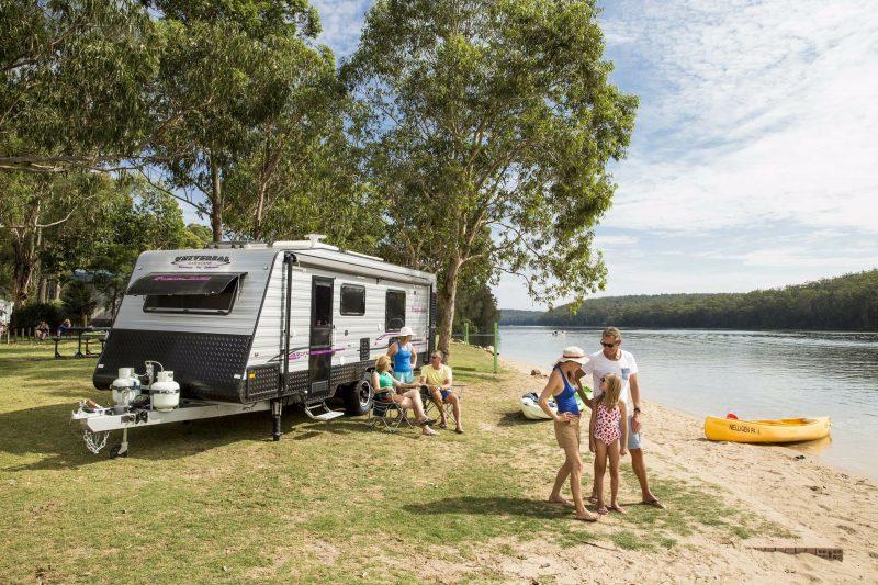 Caravan and Camping South Coast