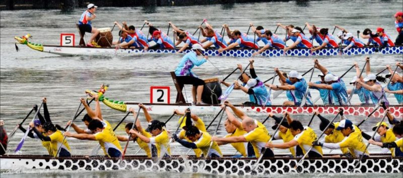 Sydney Chinese New Year Festival - Dragon Boat Races