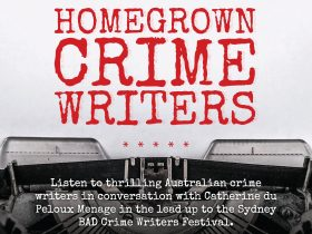 Homegrown Crime Writers