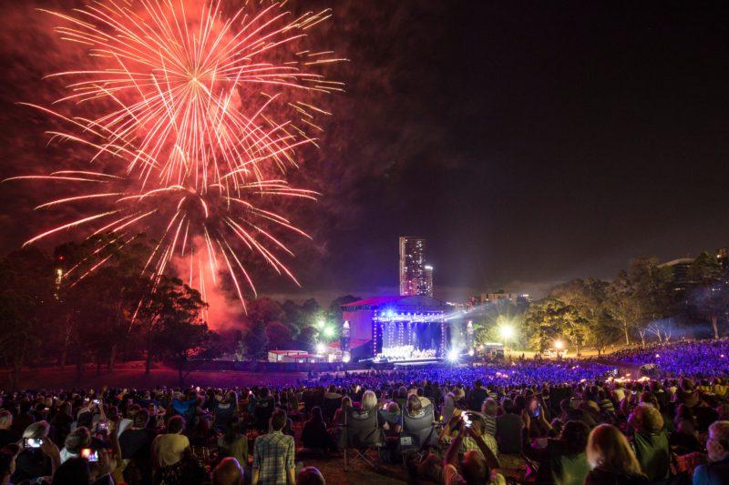 Symphony Under the Stars at Sydney Festival