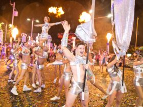 The Sydney Gay and Lesbian Mardi Gras Parade