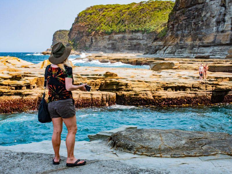 Cliffs, islands and coastlines