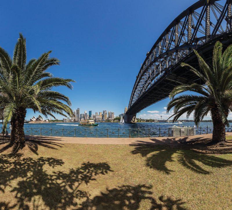 Sydney Harbour Bridge - Milsons Point