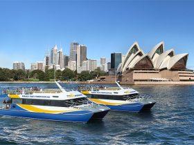 Sydney Harbour Eco Hopper