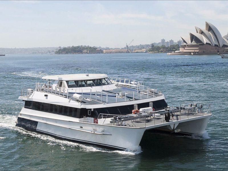 Harbour Spirit Boat