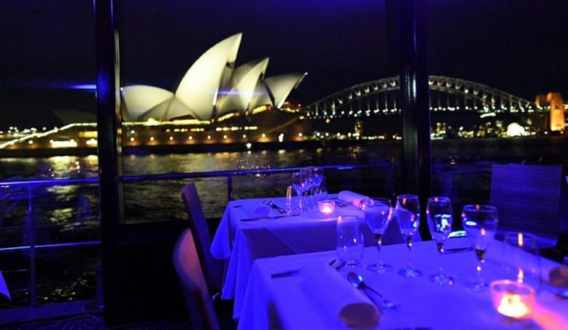 Dinner Cruise Sydney Harbour