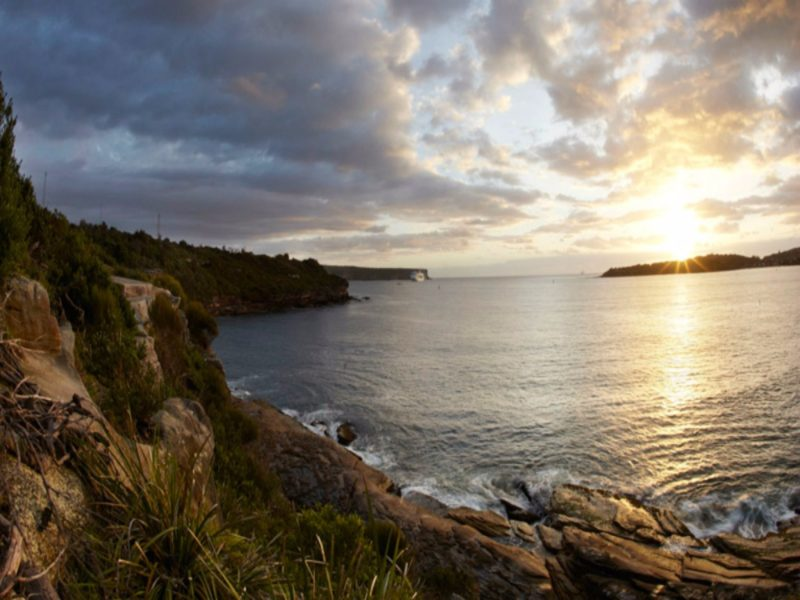 Sydney Harbour National Park - Middle Head