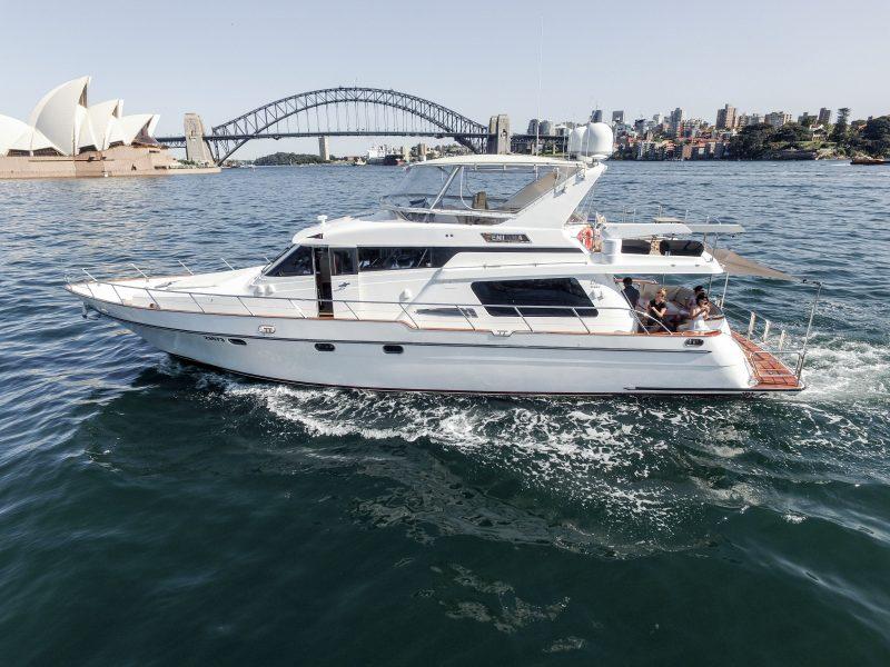 Enigma Yacht Sydney