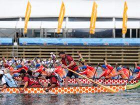 Sydney Lunar Festival - Dragon Boat Races